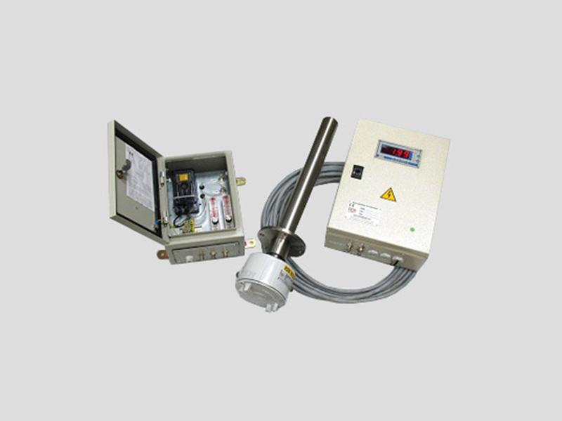 analizzatori ossigeno bt300