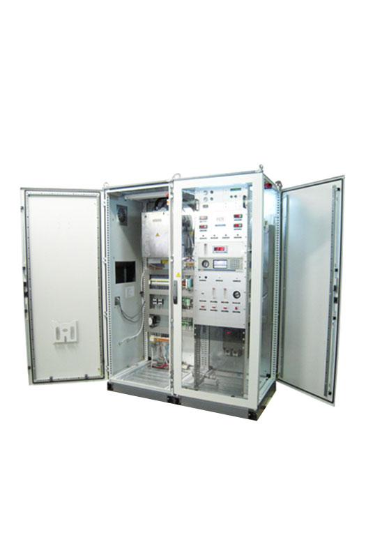 monitoraggio emissioni co cot polveri