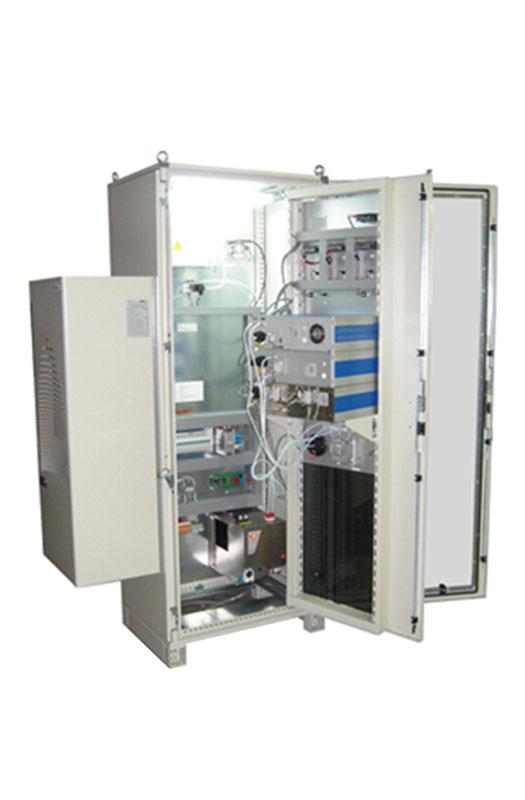 sistema controllo emissioni o2