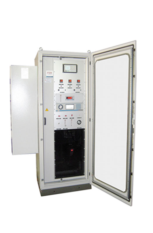 sistema di controllo emissioni polveri