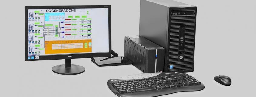 sistema acquisizione elaborazione dati mod DAS